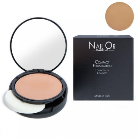 Nail Or Make Up Fondotinta in crema compatto 201 Natural