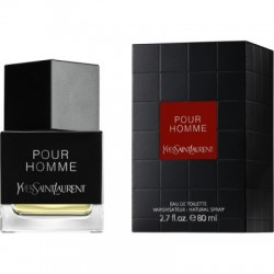 Yves Saint Laurent Pour Homme edt 80ml Tester[no tappo]
