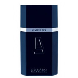 Azzaro Silver Black edt100ml Tester