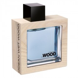 Dsquared Ocean Wet Wood edt 100ml tester[no tappo]