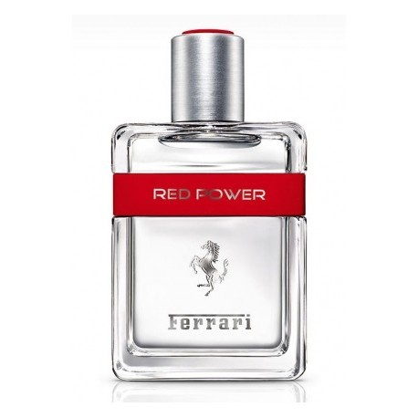 Ferrari Red Power edt 125ml tester[no tappo]