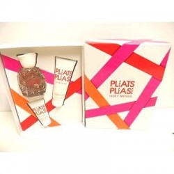 Issey Miyake Pleats Please edt 50ml+Body Cream 75ml+Shower Gel 30ml