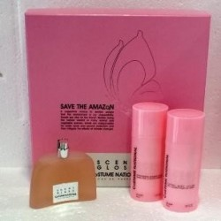 Costume National Scent Gloss edp 100ml+Shower Gel 100ml+Body Cream 100ml