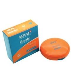 Arval Fondotinta Compatto Crema-Polvere Il Sole SPF 10 6ml