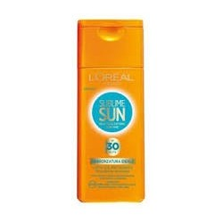L'Oreal Paris Sublime Sun Abbronzatura Ideale ip 30 alta 200ml