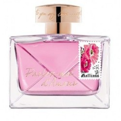 John Galliano Parlez-moi d'Amour edp 80ml tester[no tappo]