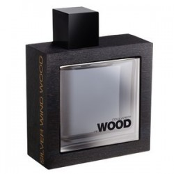 Dsquared Silver Wind Wood edt 100ml tester[no tappo]