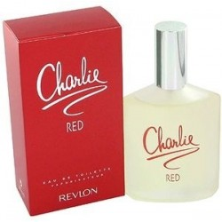 Revlon Charlie Red edt 100ml scatolato