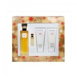 Elizabeth Arden 5th Avenue edp 125ml + edp 3.7ml + S.G.100ml + B.L.100ml