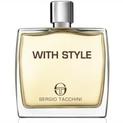 Sergio Tacchini With Style edt 100ml tester[con tappo]
