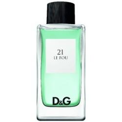 Dolce e Gabbana N°21 La Fou edt 100ml Tester[con tappo]