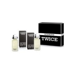 Iceberg Twice Uomo edt 75ml + After Shave 75ml lotion