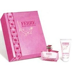 Gianfranco Ferrè Rose Princesse edp 50ml + Body lotion 75ml