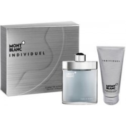 Mont Blanc Individuel edt 75ml + A/S 100ml