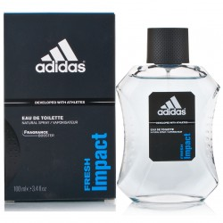 Adidas Fresh Impact edt 100ml scatolato