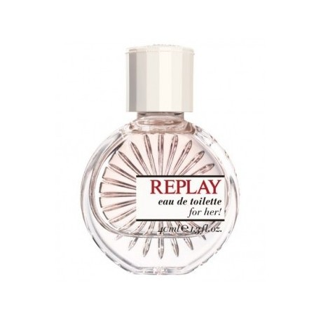 Replay For Her edt 60ml tester[con tappo-no scatolo]