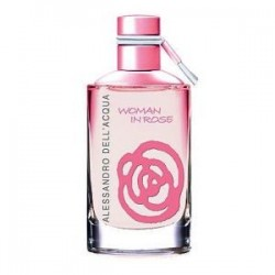 Alessandro Dell Acqua Woman In Rose edt 100ml tester[con tappo-no scatolo]