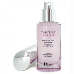 Christian Dior Capture Sculpt 10 Emulsion Gel Minceur 30ml tester