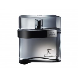 Salvatore Ferragamo F pour Homme Black edt 100ml Tester[no tappo]