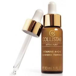 Collistar Attivi Puri Vitamine A C E rigenerante illuminante 30ml tester