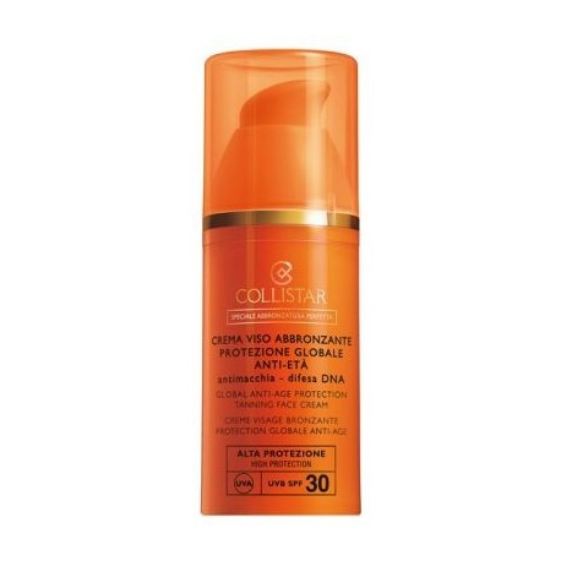 Collistar Speciale Abbronzatura Perfetta Trattamento Viso Abbronzante Antirughe SPF 30 50ml