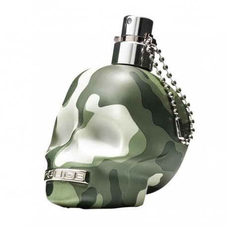 Police To Be Camouflage edt 125ml tester