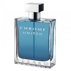 Azzaro Chrome United edt 100ml Tester[no tappo]