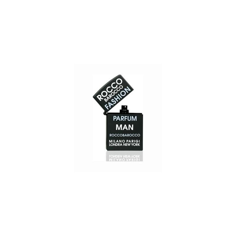 Roccobarocco Fashion Man edt 75ml tester
