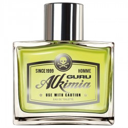 Guru Alkimia Homme edt 100ml tester[no scatolo]