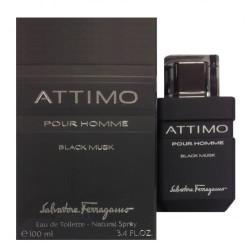 Salvatore Ferragamo Attimo Uomo Black Musc edt 100ml