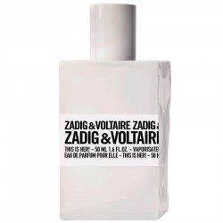 Zadig & Voltaire This is Her edp 100ml tester[con tappo]
