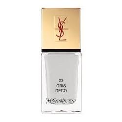 Yves Saint Laurent Unghie La Laque Couture N23 Gris Deco