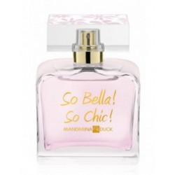 Mandarina Duck So Bella So Chic edt 100ml tester[con tappo]