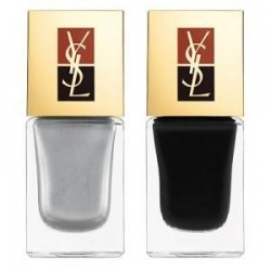 Yves Saint Laurent Manucure Couture Les Fauves Colour Nail Polish Duo N02