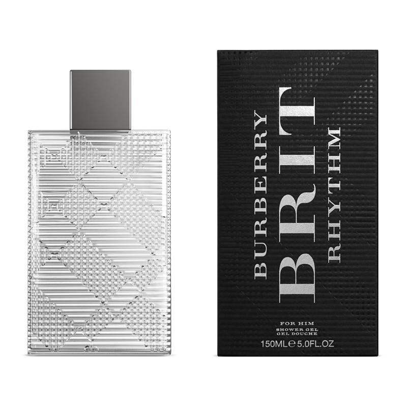 Burberry Brit Rhythm gel doccia 150 ml