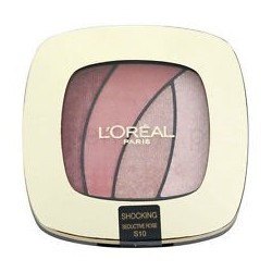 L'oreal Paris Ombretto Color Riche Smoky S10 Seductive Rose