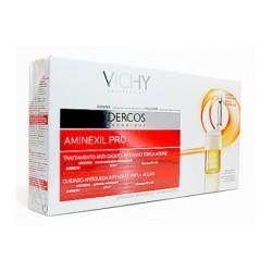 Vichy Dercos Aminexil Pro Donna Trattamento Anti Caduta 5 Fiale tester[senza applicatore]