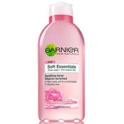 Garnier Essential Tonico Rivitalizzante All'Estratto di Rosa 200ml