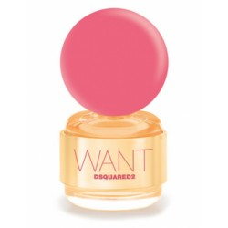 Dsquared2 Want Pink Ginger edp 100ml tester[no tappo]