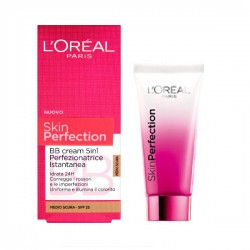 L'oreal Skin Perfection BB Cream 5in1 Medio Scura 50ml