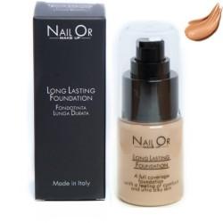 Nail Or Make Up Fondotinta liquido a lunga tenuta 101 Natural 40ml