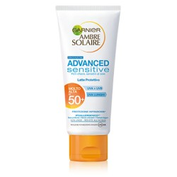Garnier AMBRE SOLAIRE Advanced Sensitive latte protettivo 50+ 200ml
