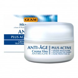 Guam Microcellulaire Anti-Age Plus Active Crema Antirughe 50ml