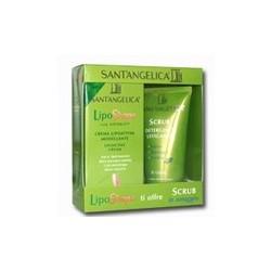 Sant'Angelica LipoShape anticellulite 200 ml + scrub 150 ml