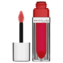 Maybelline Color Elixir Lip Lacquer Lipstick/Gloss - 505 Signature Scarlet