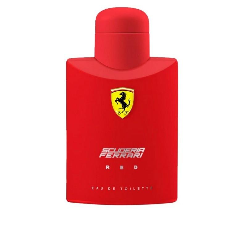 Scuderia Ferrari Red edt 125ML tester[no tappo]