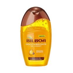 BILBOA DOCCIABRONZE Oil Carrot doccia oil nutriente 300ml