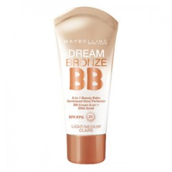 Maybelline Dream bronzo BB 8 in 1 Beauty Balm SPF25 30ml light medium