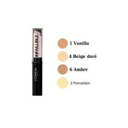 L'Oreal Correttore Infallible Lunga Tenuta 01 Vanilla