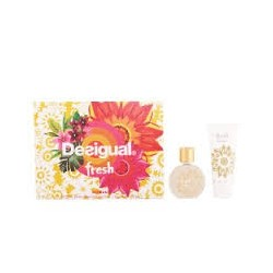 Desigual Fresh Woman edt 50ml+body lotion 100ml